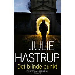 Det blinde punkt - Rebakka Holm 2 - Paperback