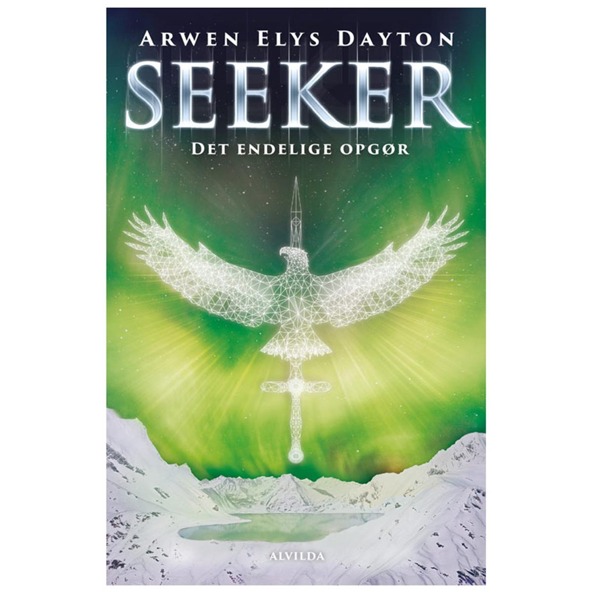 Image of   Det endelige opgør - Seeker 3 - Paperback