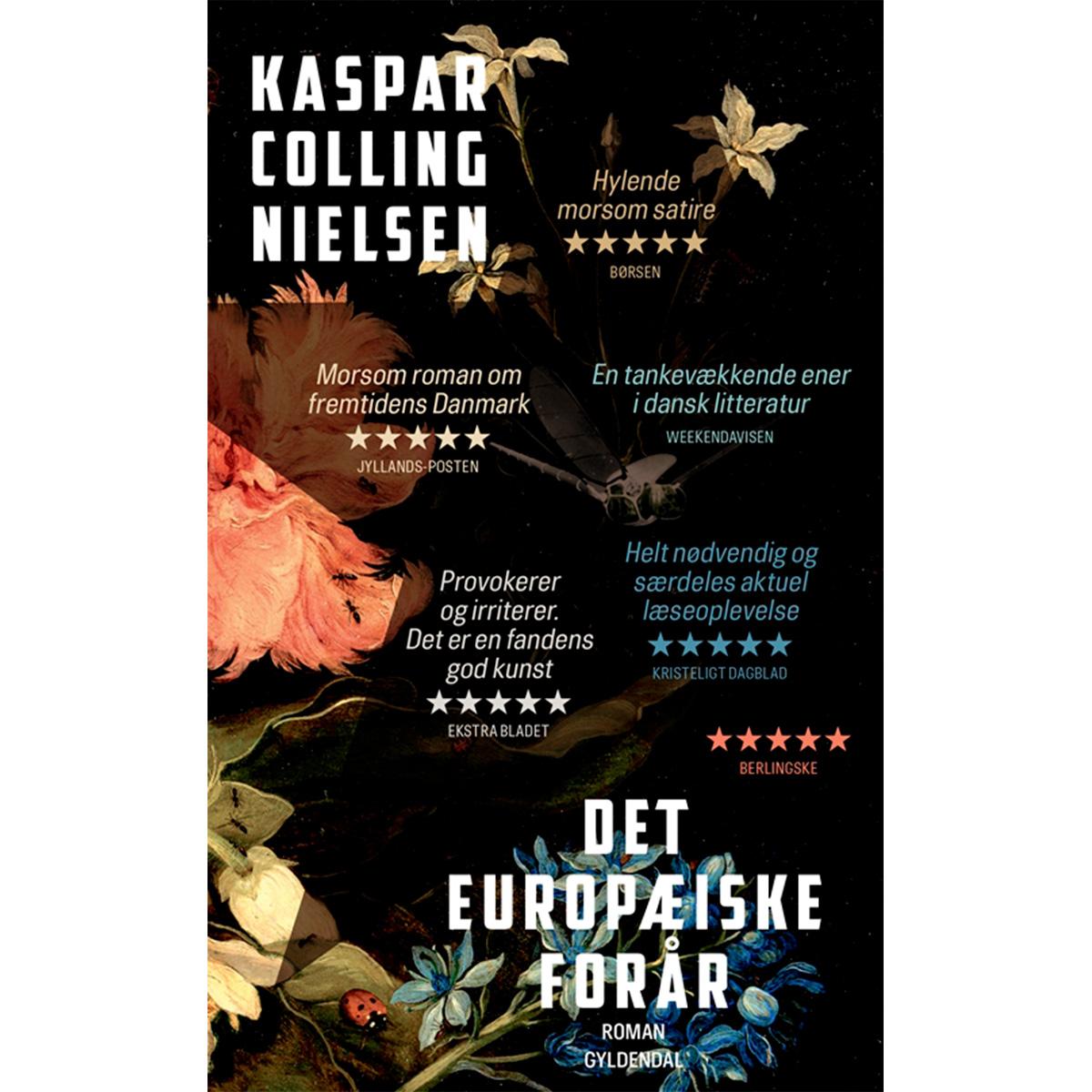 Det europæiske forår - Paperback