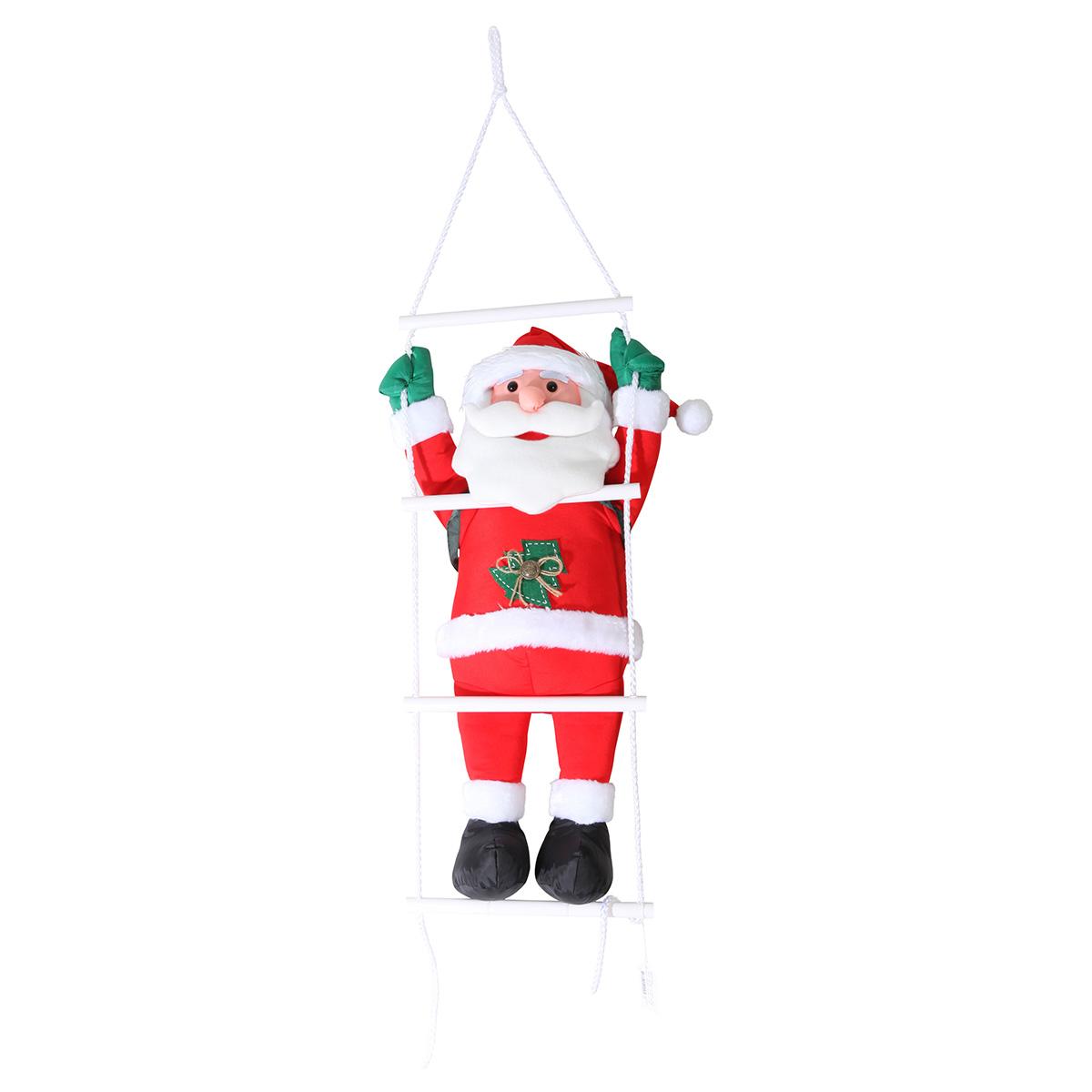 Image of   Det Gamle Apotek julemand på rebstige