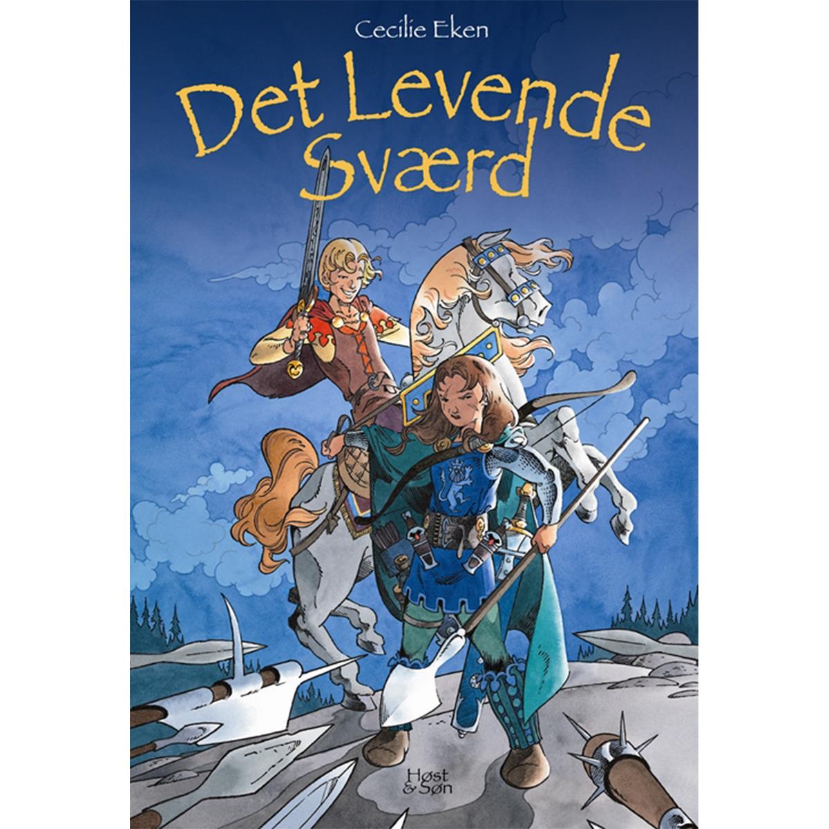 Image of   Det levende sværd - Det levende sværd 1 - Indbundet