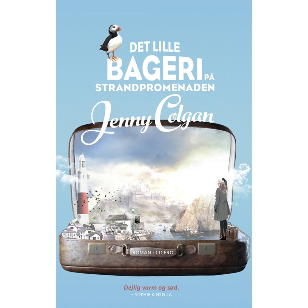 Image of   Det lille bageri på strandpromenaden - Det lille bageri 1 - Paperback