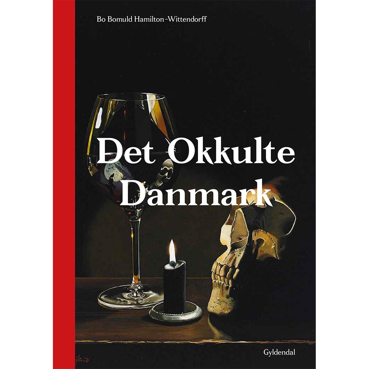 Image of   Det okkulte Danmark - Indbundet
