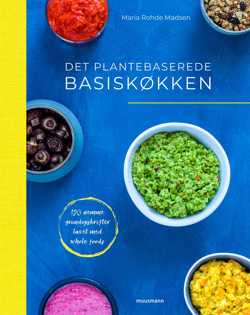Image of   Det plantebaserede basiskøkken - Hardback