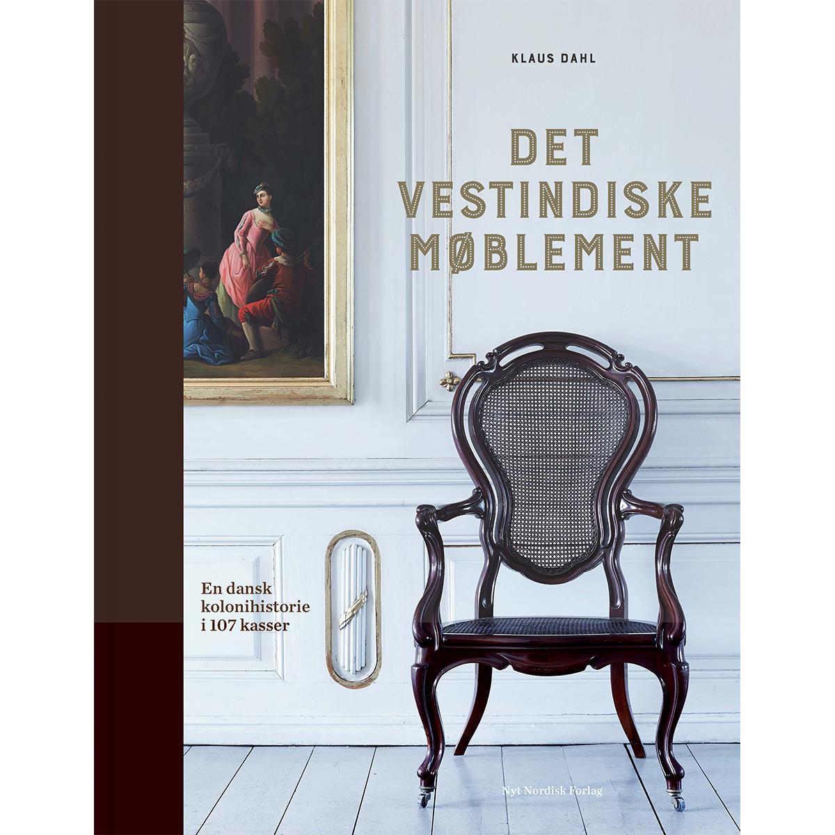 Image of   Det vestindiske møblement - Indbundet