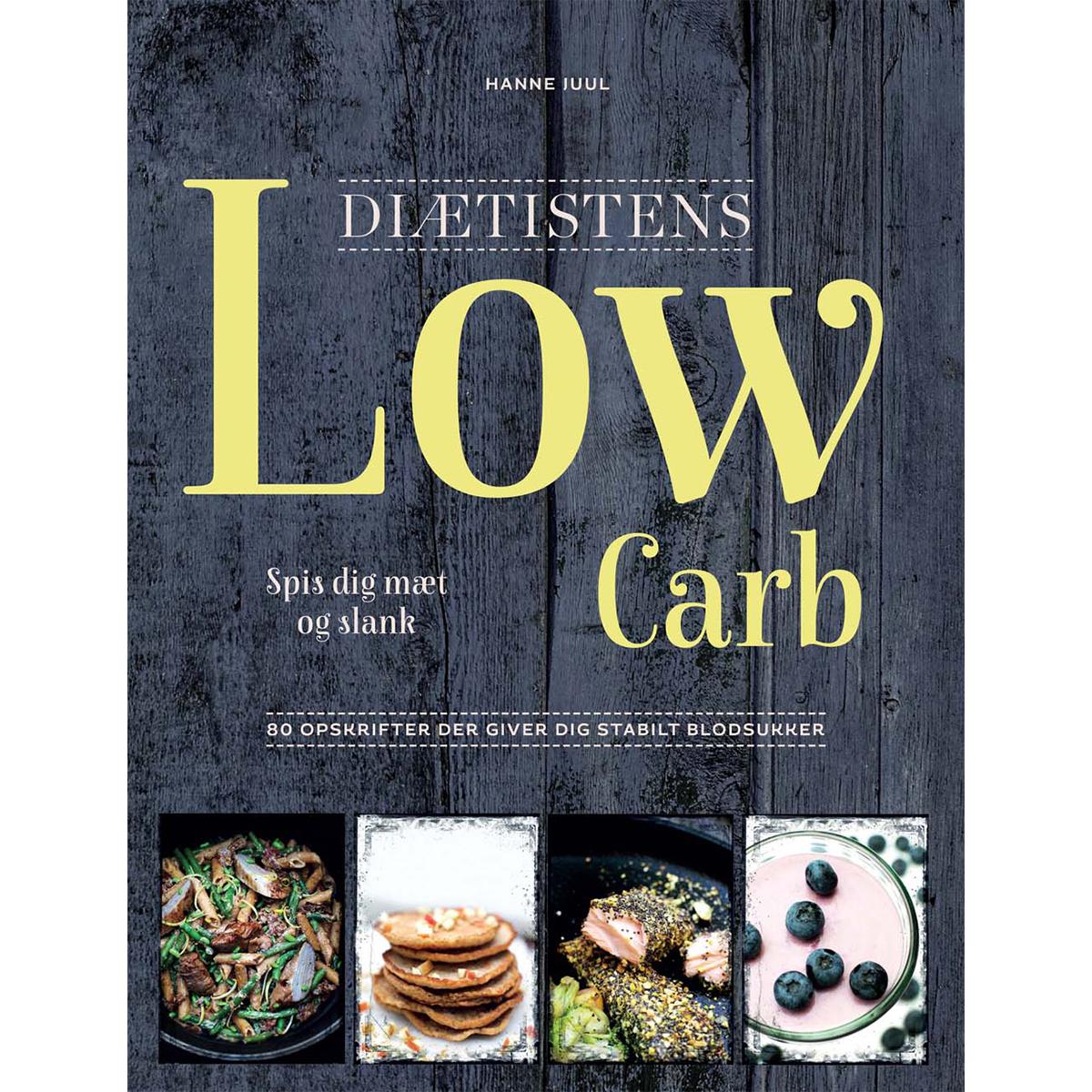 Image of   Diætistens low carb - Indbundet