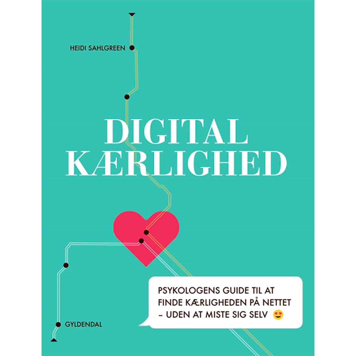 Image of   Digital kærlighed - Hæftet