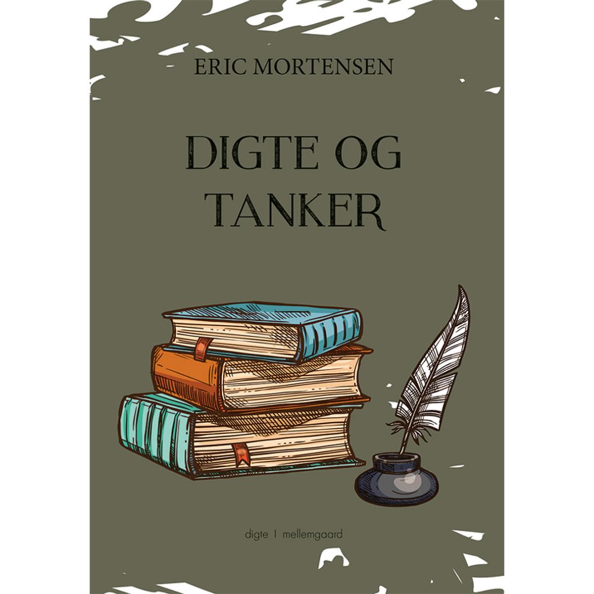 Image of   Digte og tanker - Hardback