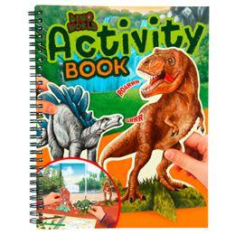 Image of   Dino World aktivitetsbog