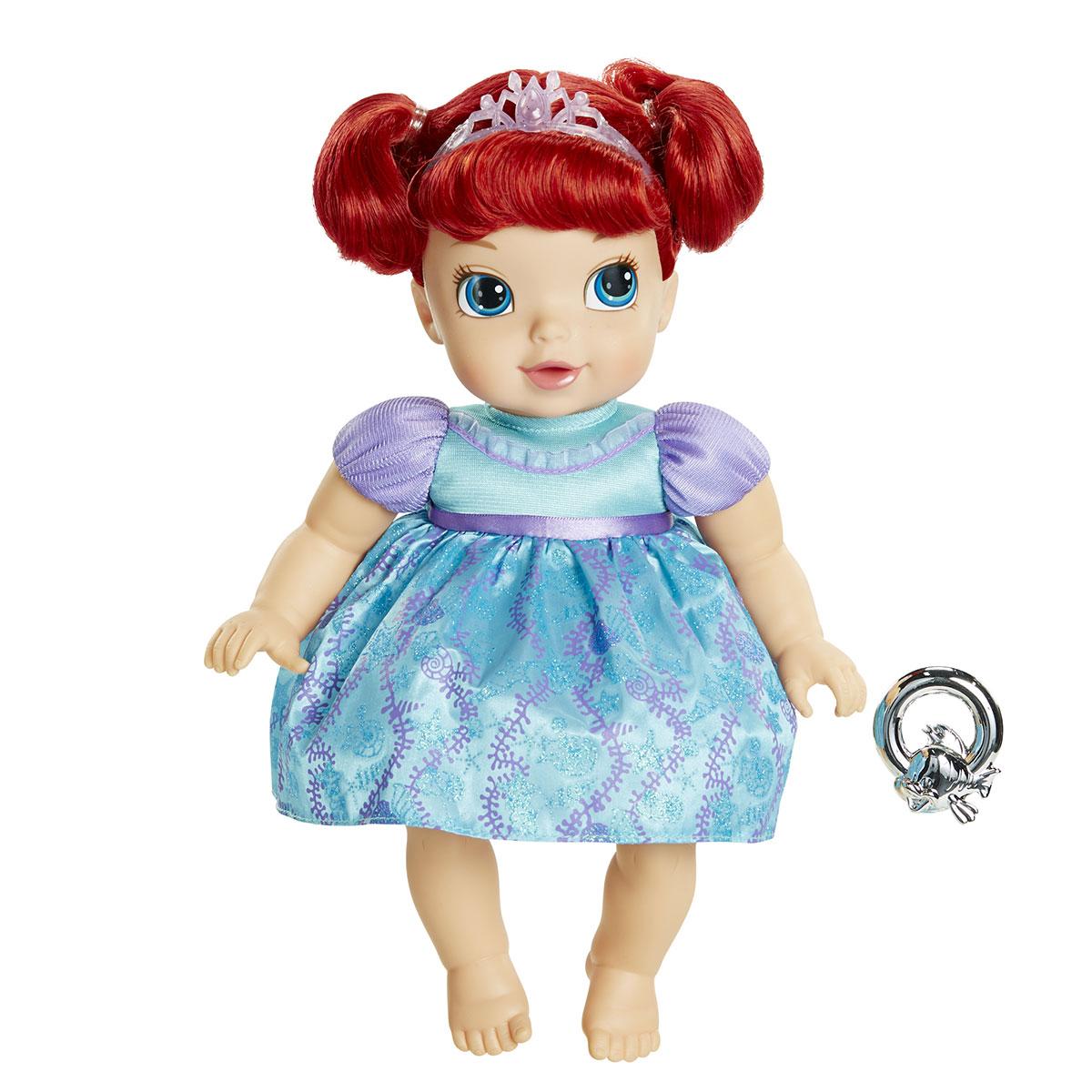 Image of   Disney dukke - Baby Ariel