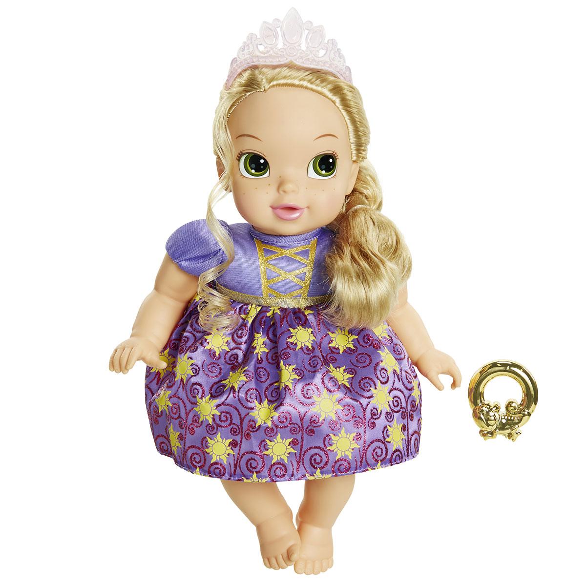Image of   Disney dukke - Baby Rapunzel