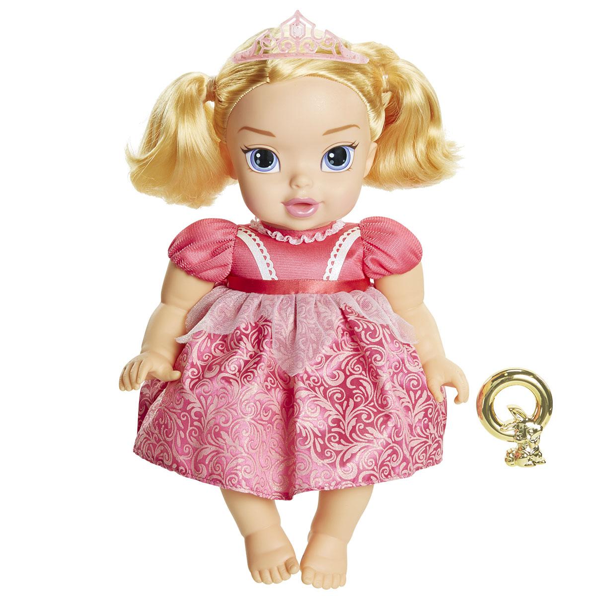 Image of   Disney dukke - Baby Tornerose