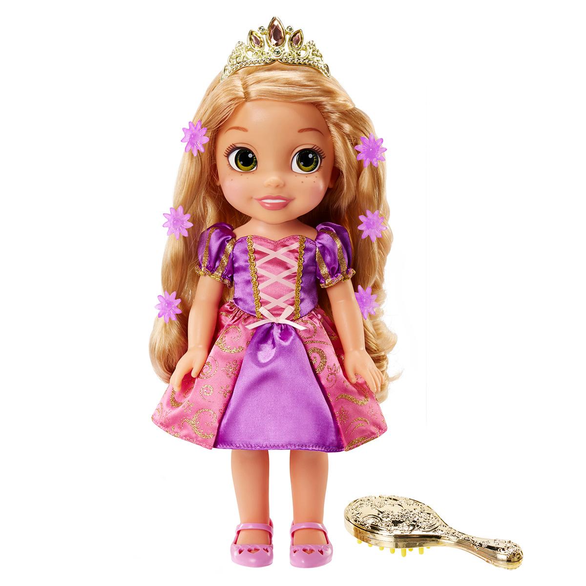 Image of   Disney dukke - Rapunzel - Hair Glow