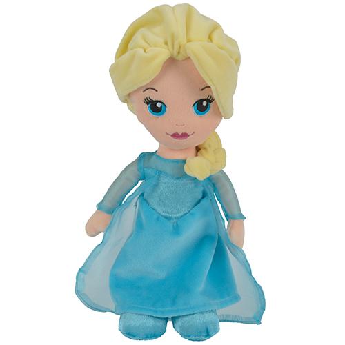 Image of   Disney Frozen Elsa dukke