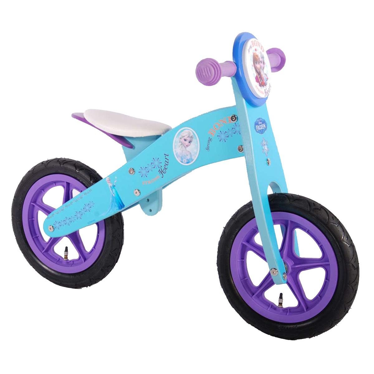 """Disney Frozen løbecykel 12"""""""