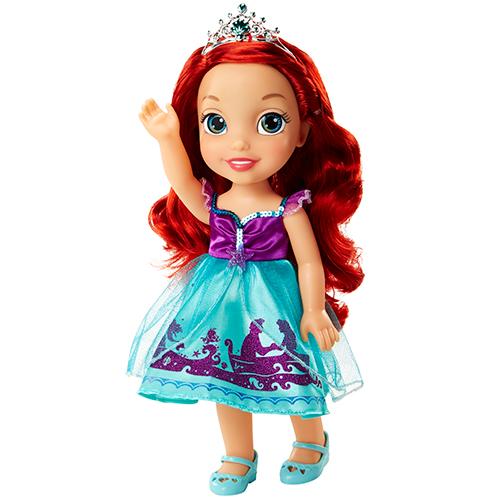 Image of   Disney Princess dukke - Ariel