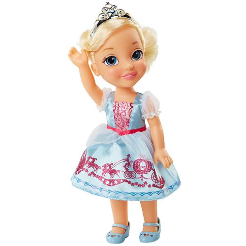 Image of   Disney Princess dukke - Askepot