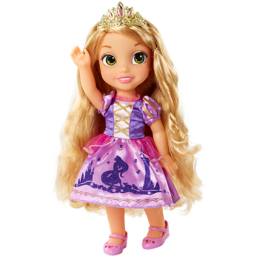 Image of   Disney Princess dukke - Rapunzel