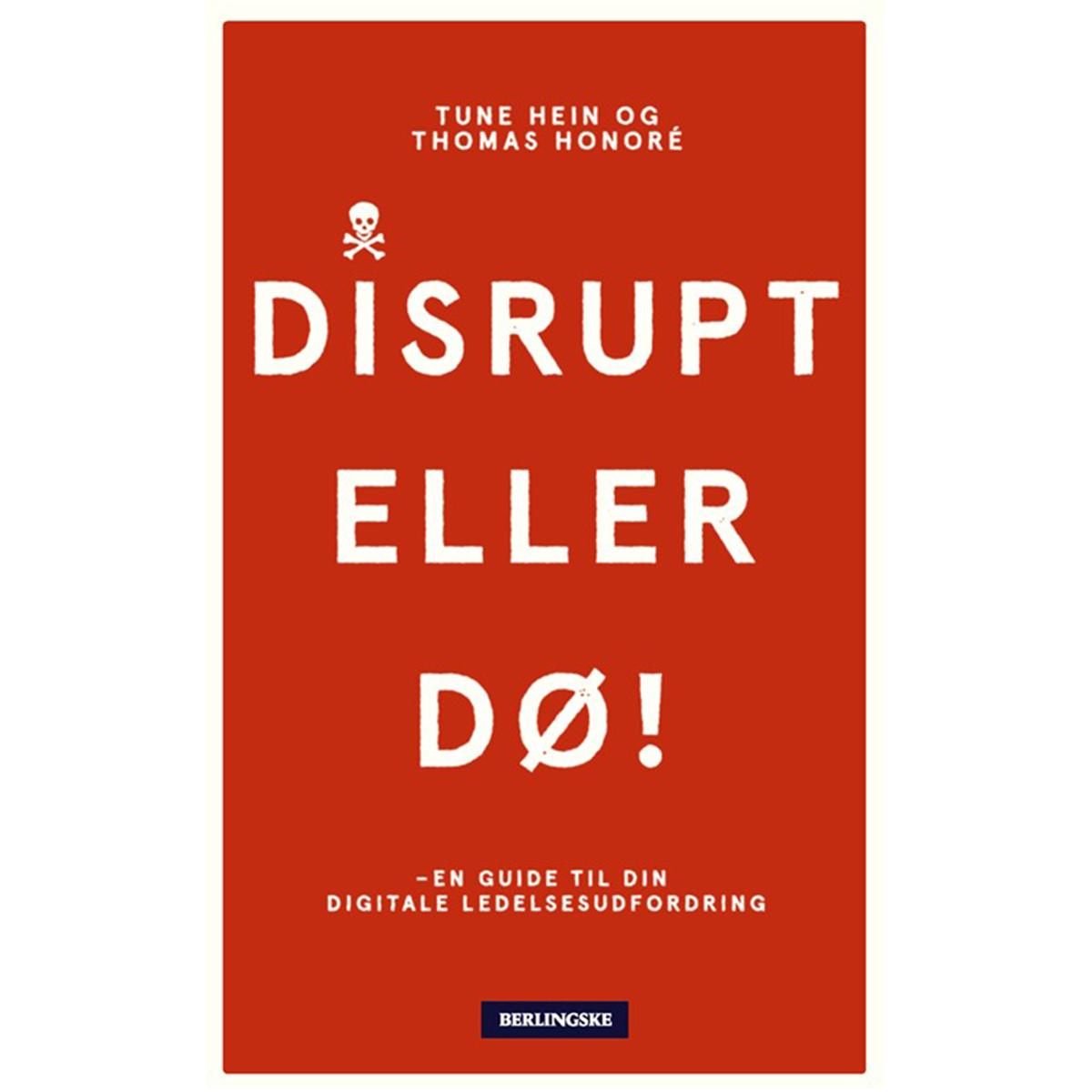 Billede af Disrupt - eller dø! - Hæftet