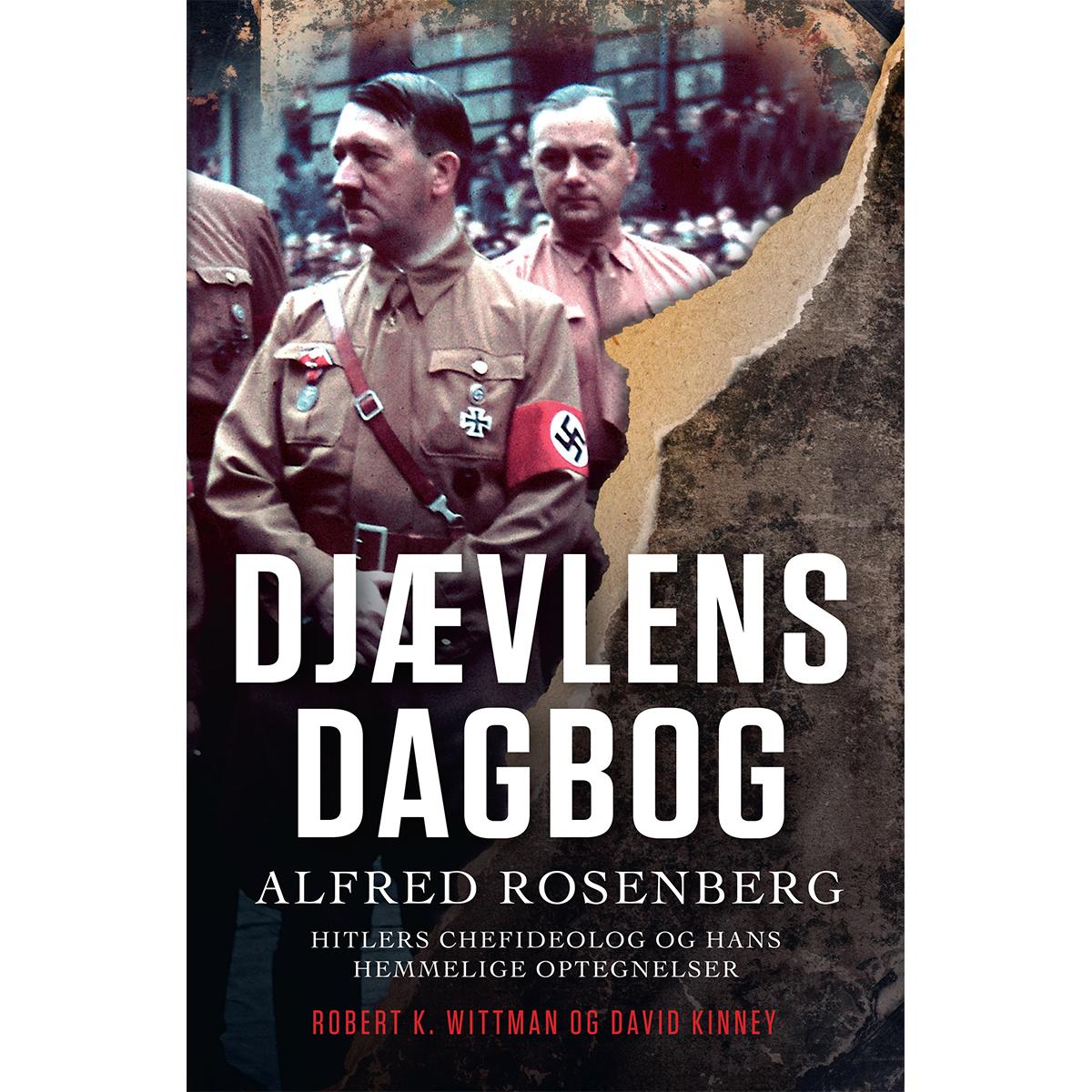 Image of   Djævlens dagbog - Indbundet
