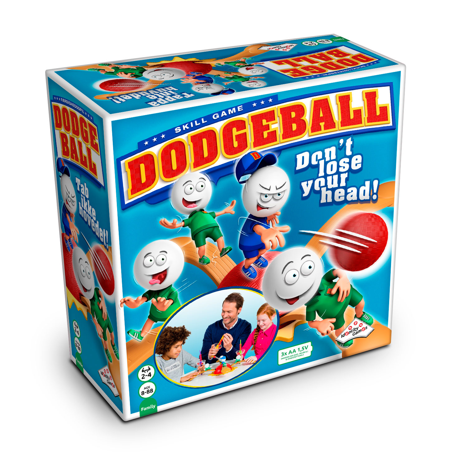 Image of   Dodgeball