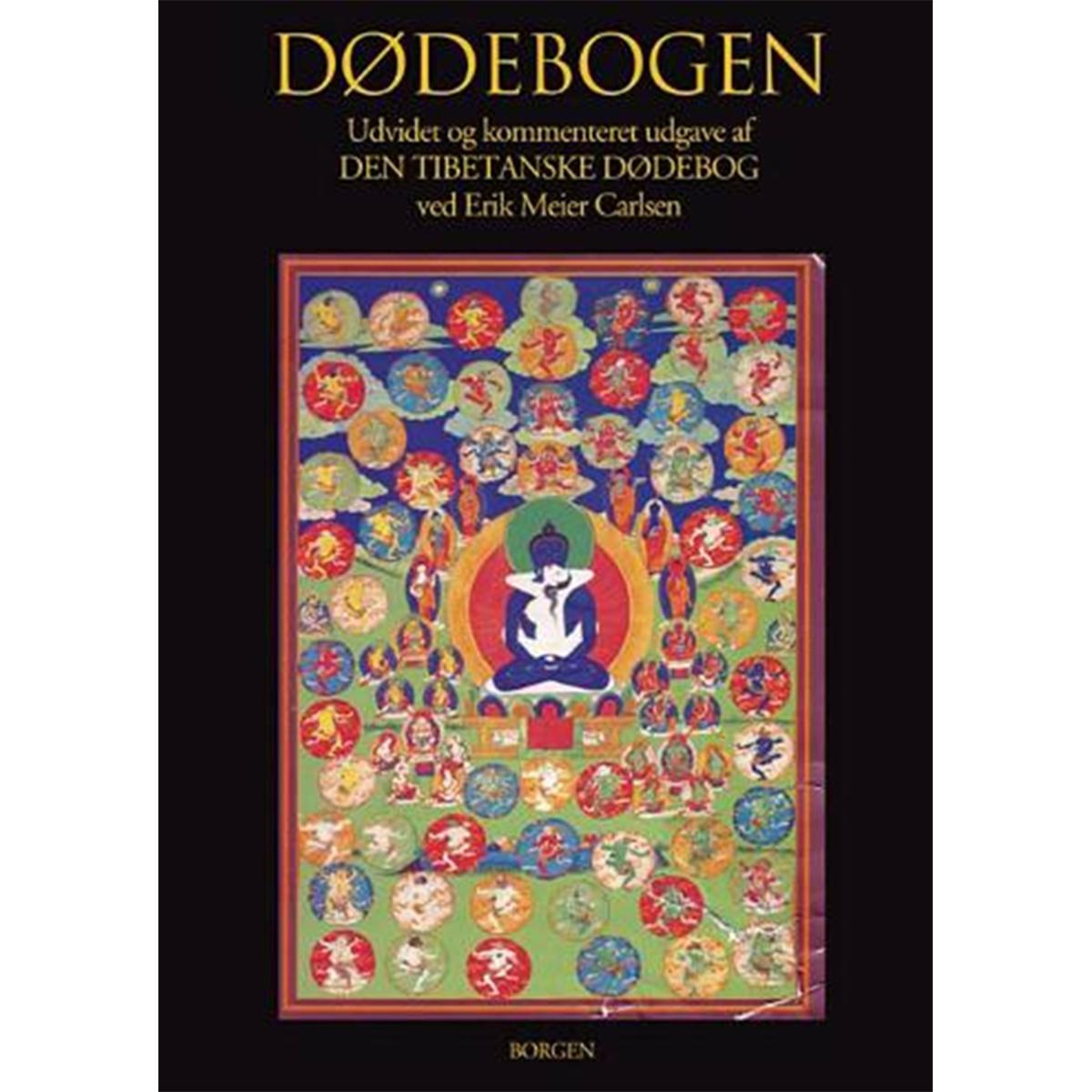 Image of   Dødebogen - Hæftet