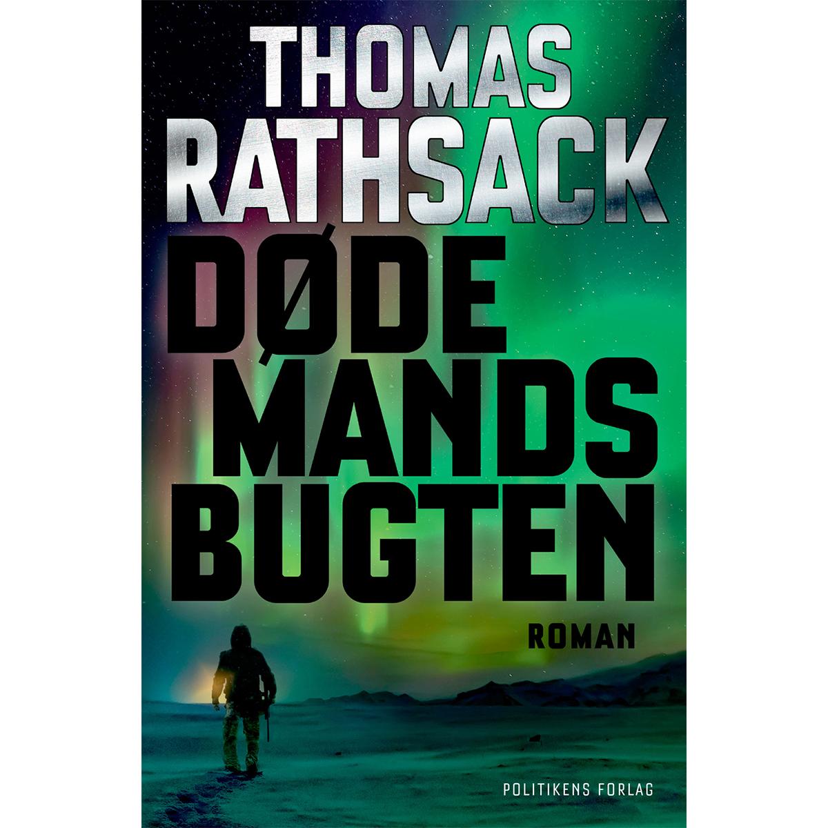 Image of   Dødemandsbugten - Michael Plessner 4 - Indbundet