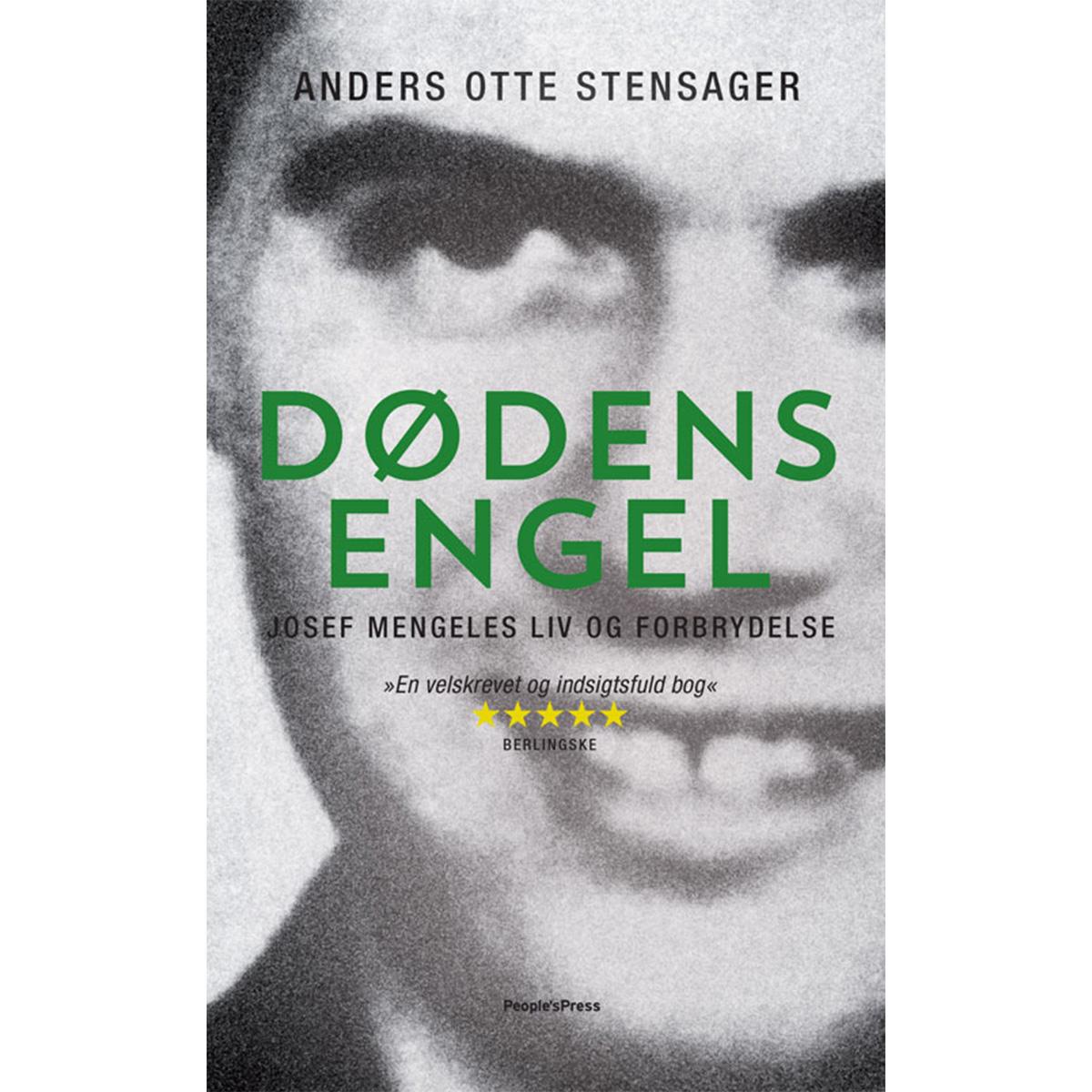 Image of   Dødens engel - Josef Mengeles liv og forbrydelse - Paperback