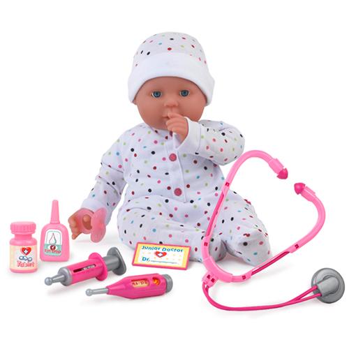 Image of   Dolls World dukke - Dolly