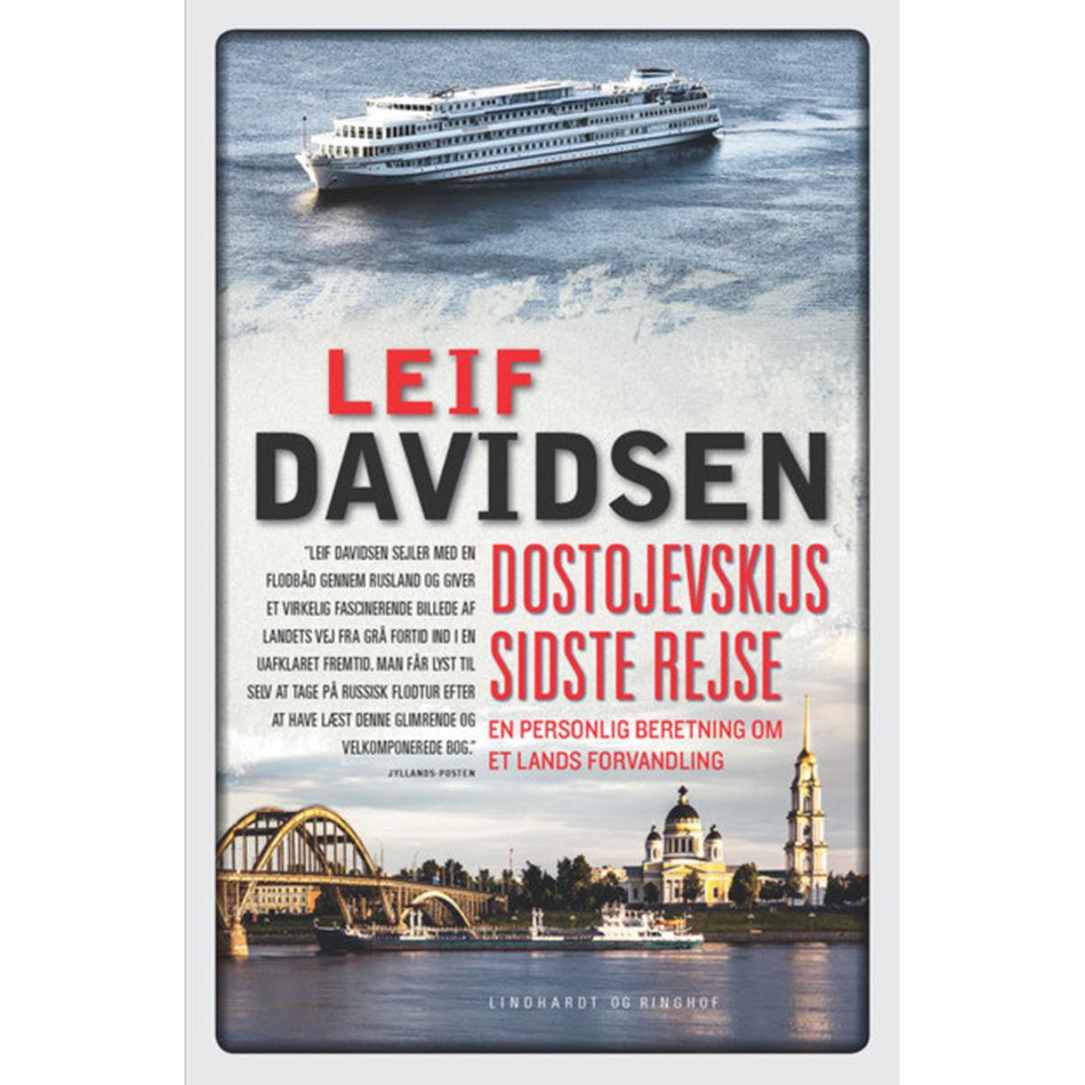 Image of   Dostojevskijs sidste rejse - Paperback