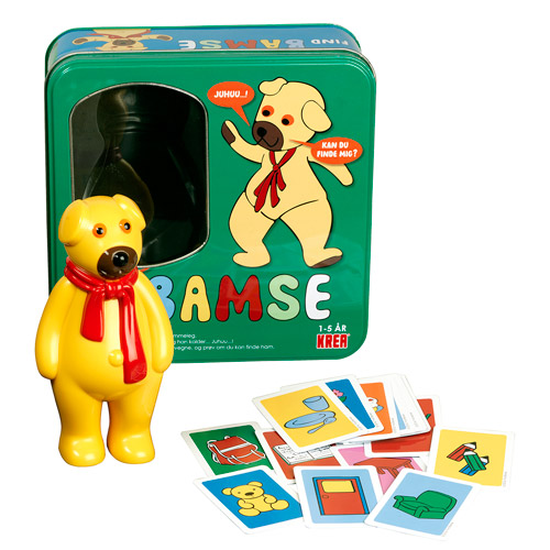 Image of   DR Find Bamse