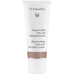Image of   Dr. Hauschka Regenerating Neck and Décolleté - 40 ml