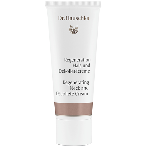 Image of   Dr. Hauschka Regenerating Neck and Décolleté - 40 ml