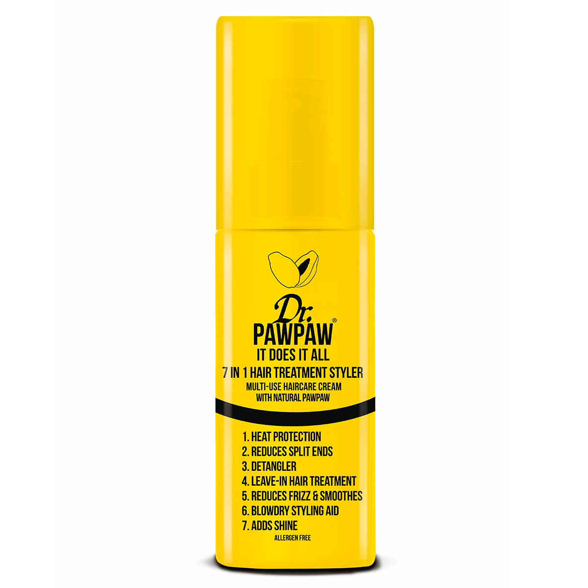 Image of   Dr. PawPaw 7 in 1 Hair Treatment Styler - 150 ml
