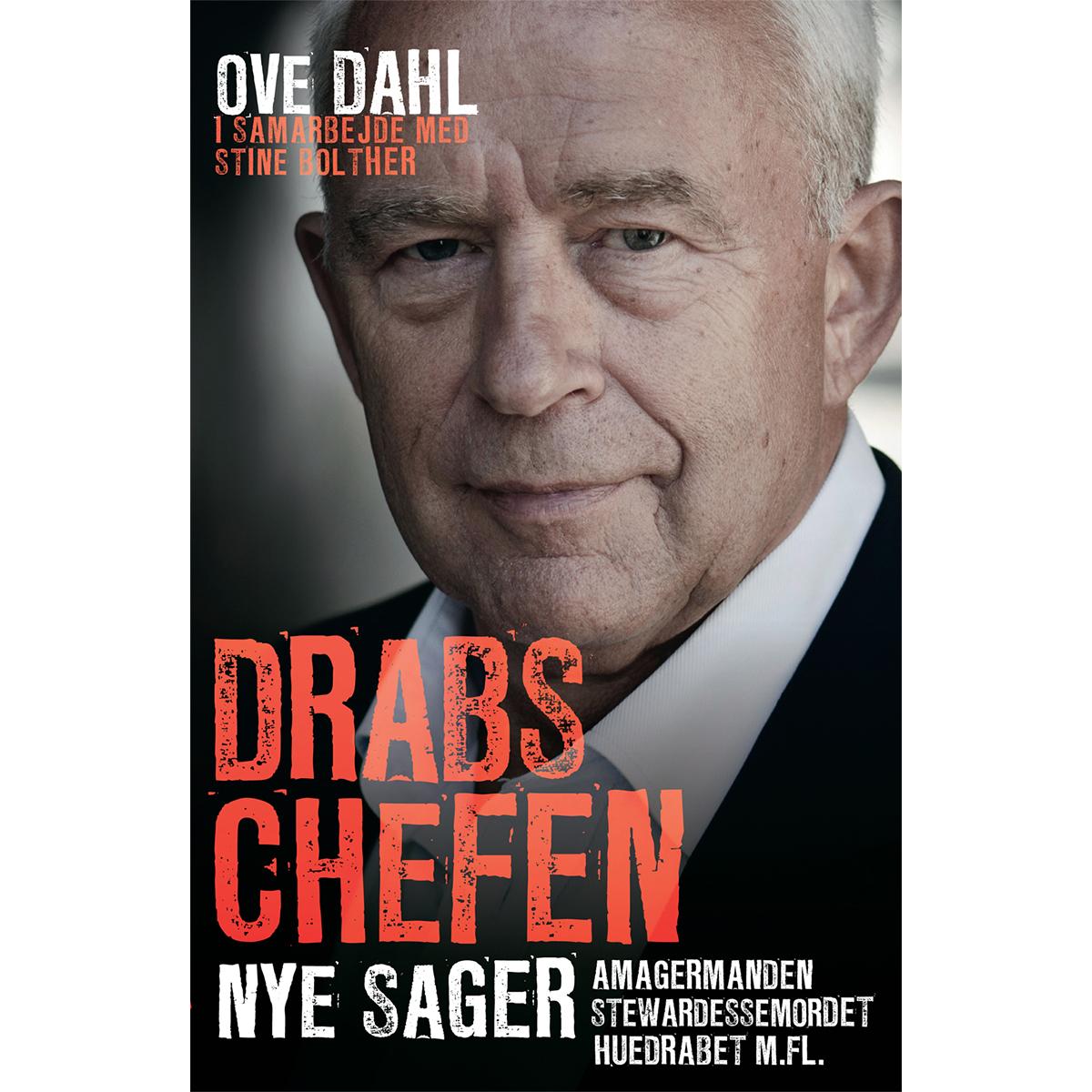 Image of   Drabschefen - nye sager - Paperback