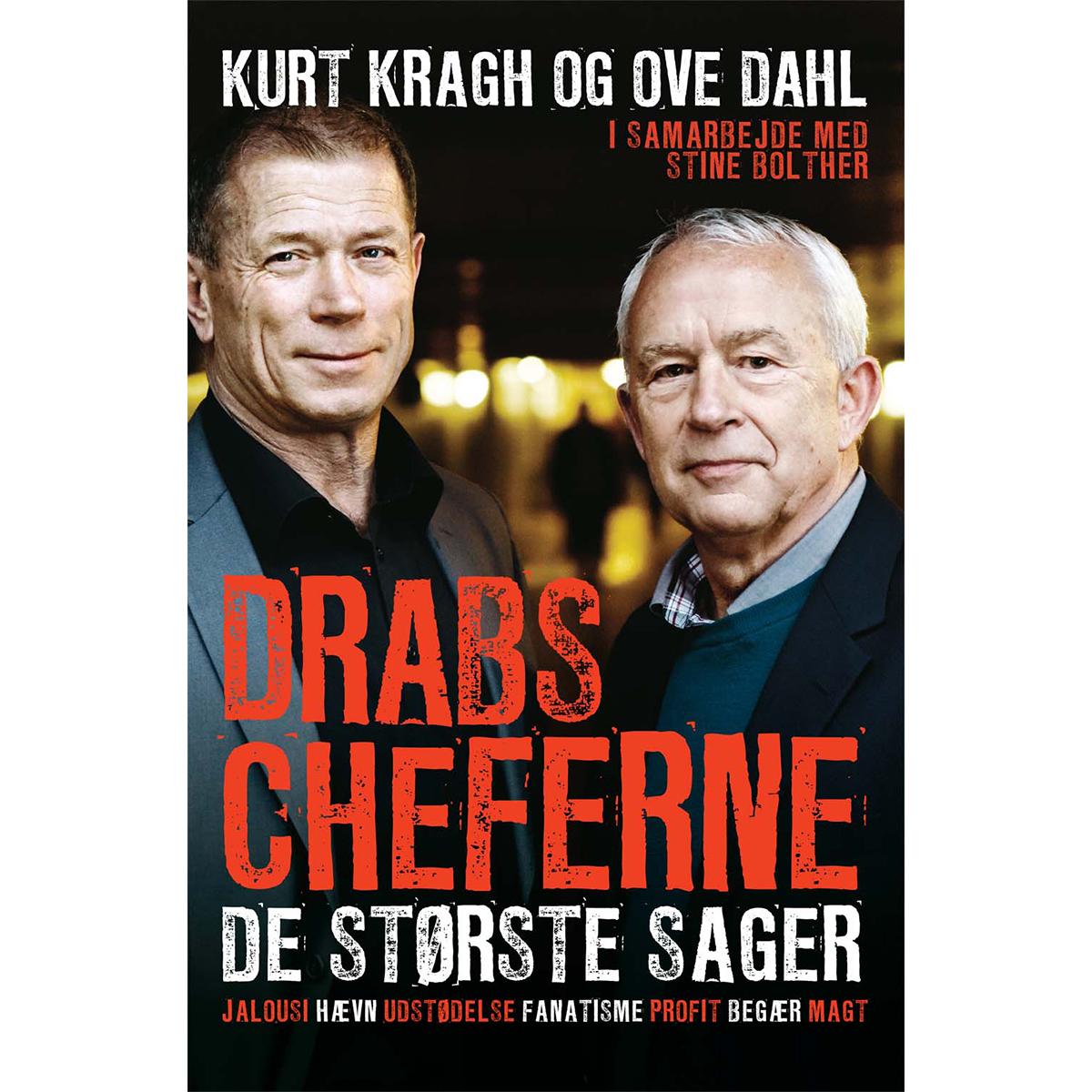 Image of   Drabscheferne - de største sager - Indbundet