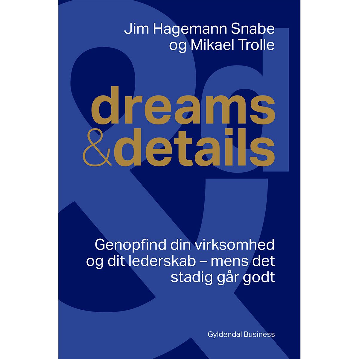 Image of   Dreams & details - Hæftet
