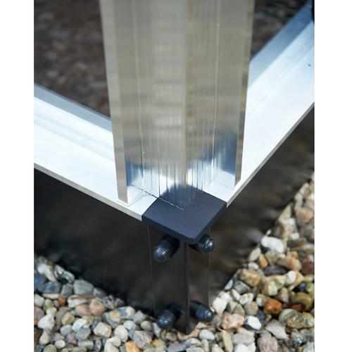 Image of   Drivhussokkel til Compact 6,6 m2 drivhus