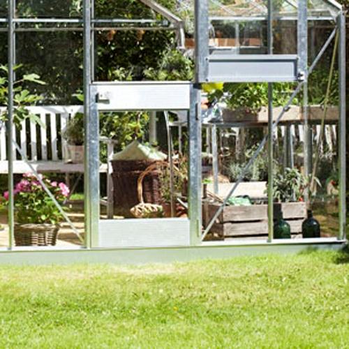 Image of   Drivhussokkel til Juliana Junior 9,9 m2 drivhus