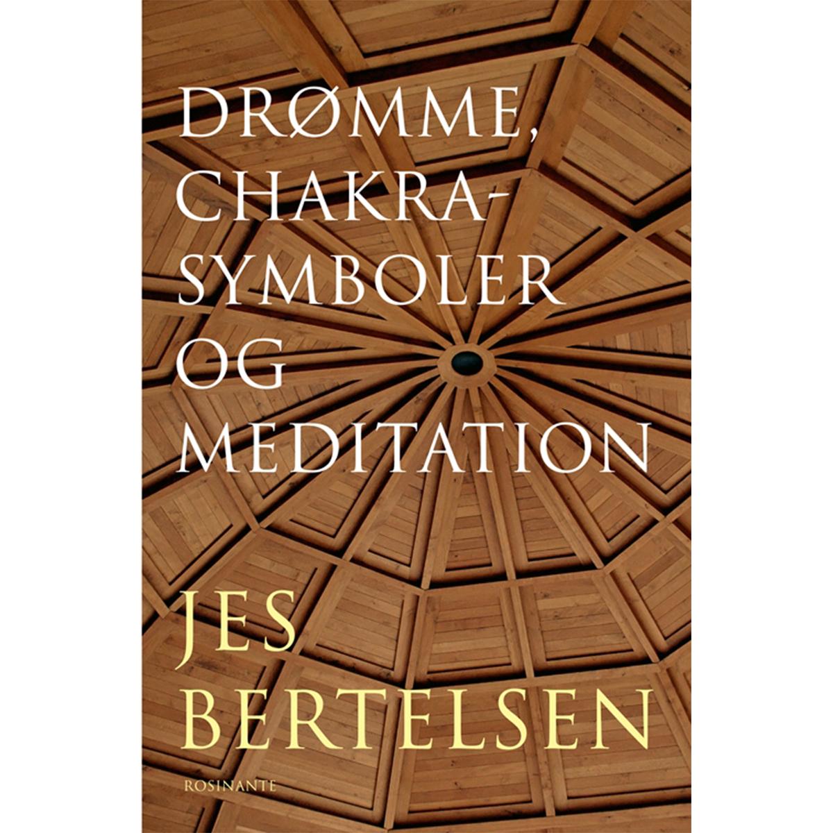 Image of   Drømme, chakrasymboler og meditation - Hæftet