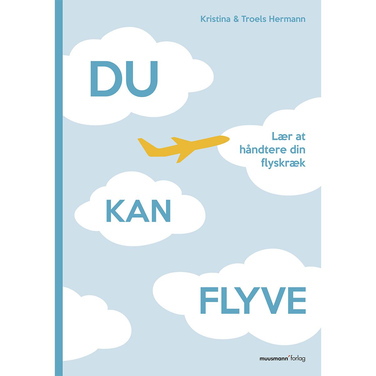 Image of   Du kan flyve - Paperback