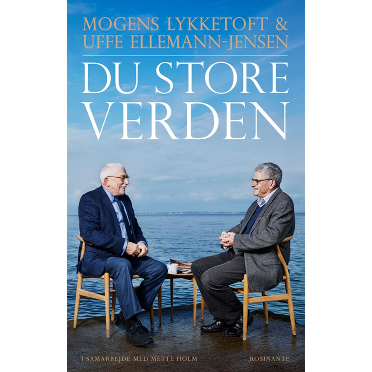 Image of   Du store verden - Indbundet