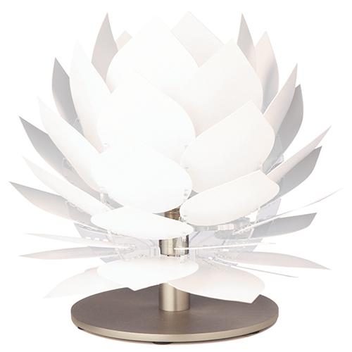 Image of   Dyberg Larsen bordlampe - PineApple DripDrop XS - Hvid