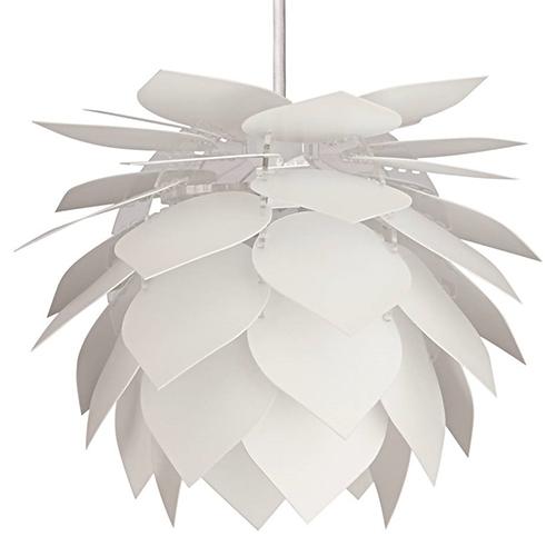Image of   Dyberg Larsen pendel - PineApple DripDrop - Hvid