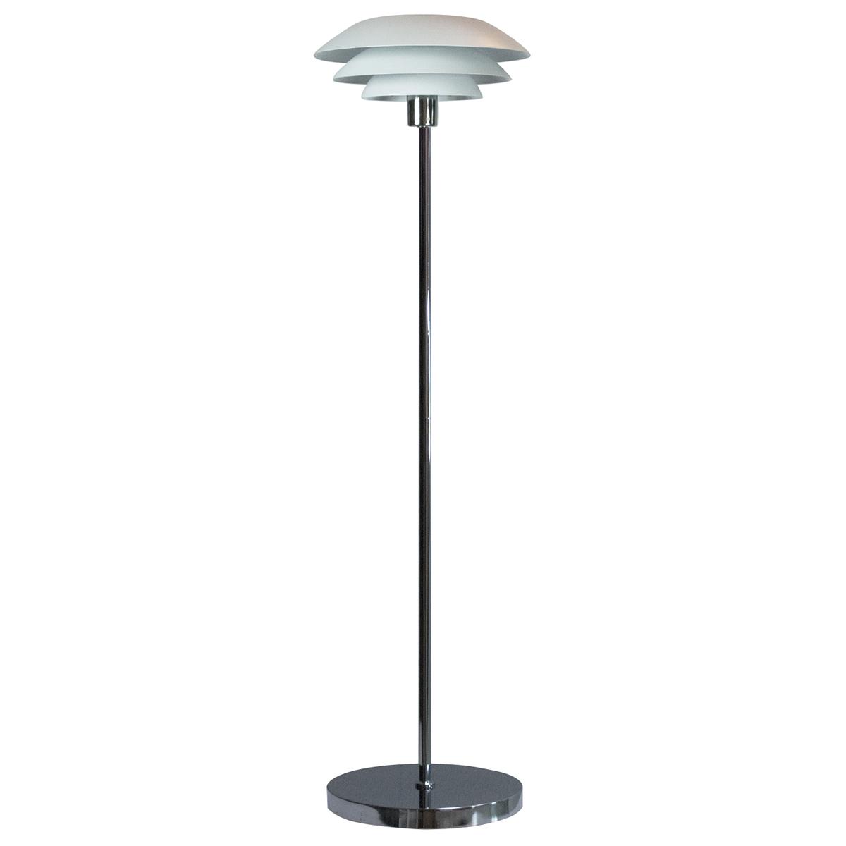 DybergLarsen gulvlampe - DL31 - Mathvid