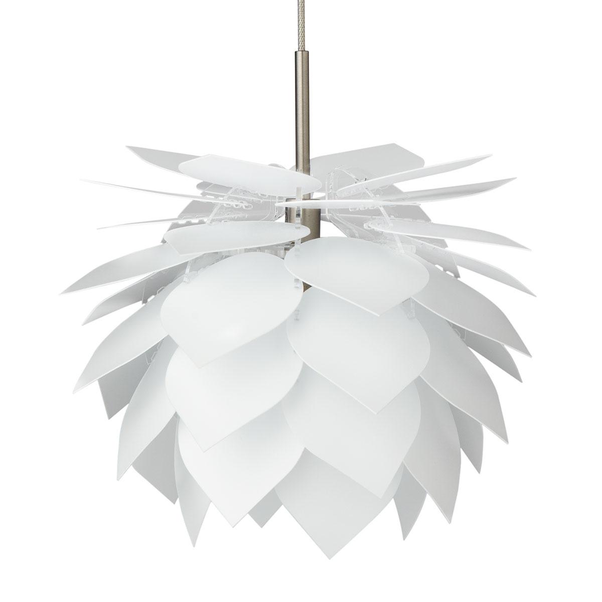 Billede af DybergLarsen pendel - PineApple DripDrop XS G9 - Hvid