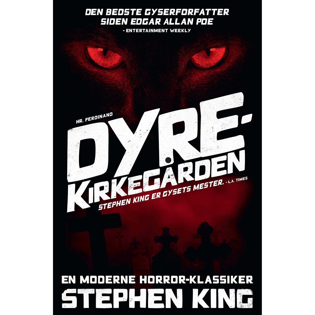 Image of   Dyrekirkegården - Paperback