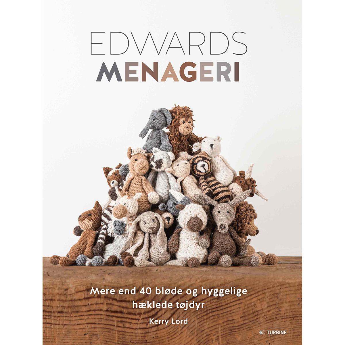 Image of   Edwards menageri - Hæftet