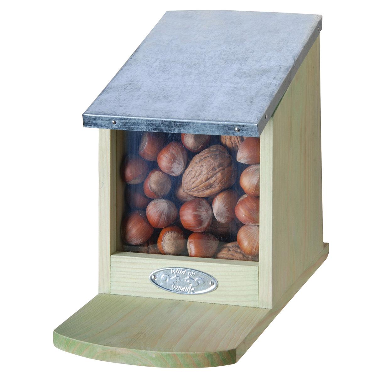 Image of   Egern foderstation