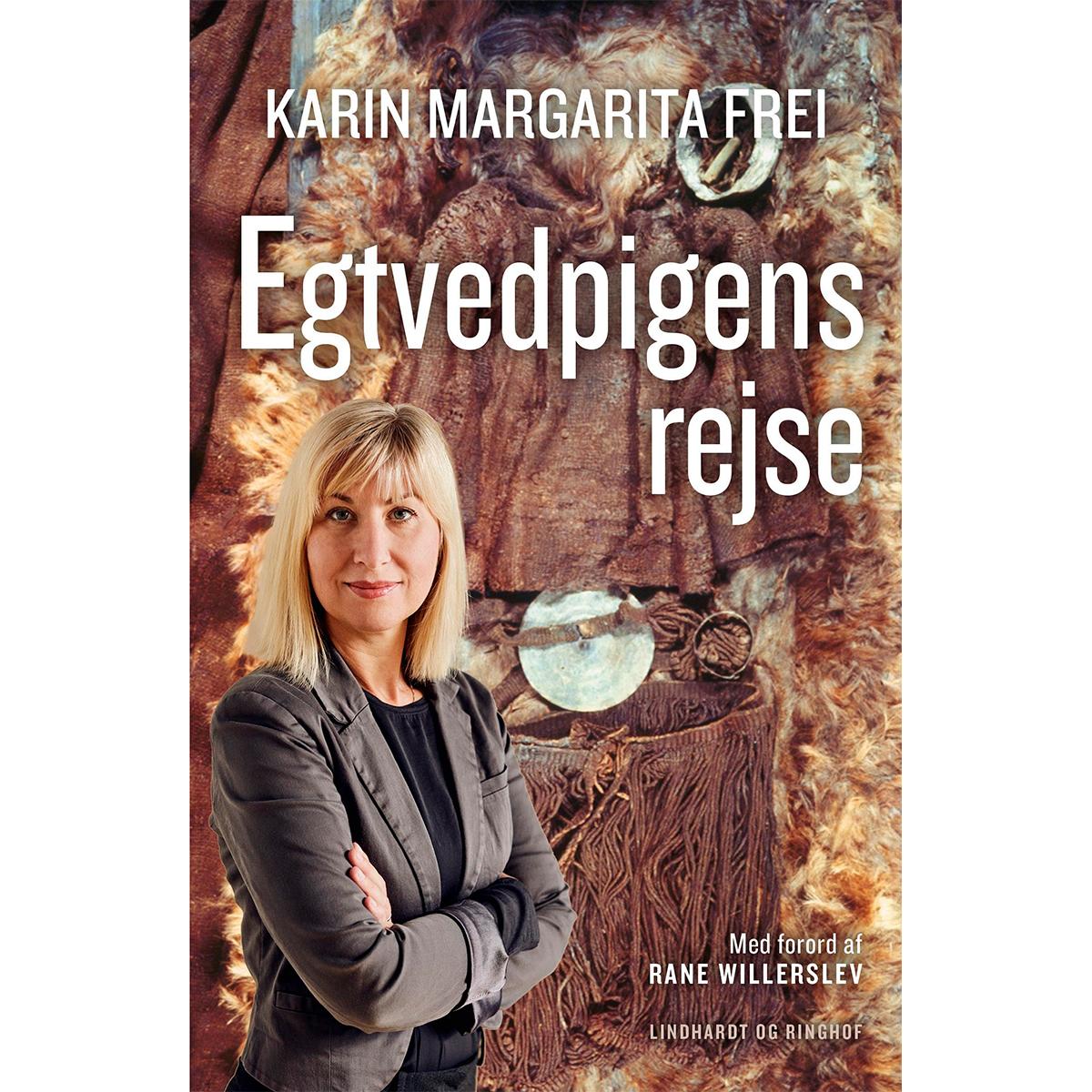 Image of   Egtvedpigens rejse - Indbundet